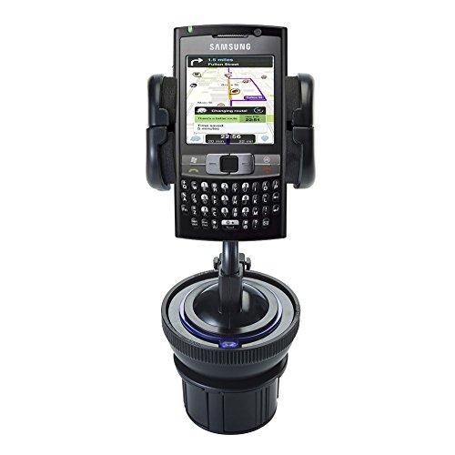 Verstellbare Mehrzweckhalterung - Samsung SGH-i780 Handyhalterung und Saughalterung für die Windschutzscheibe