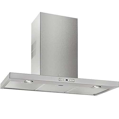 Teka DH 785 807 m³/h De pared Acero inoxidable A - Campana...