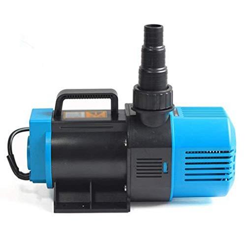 S$S Multifunktions-Tauchpumpe - amphibischer High-Power-Zyklus Tauchpumpe Fisch IPX4 Schutz, Überlastungsschutz, langlebig und extrem leise,9500