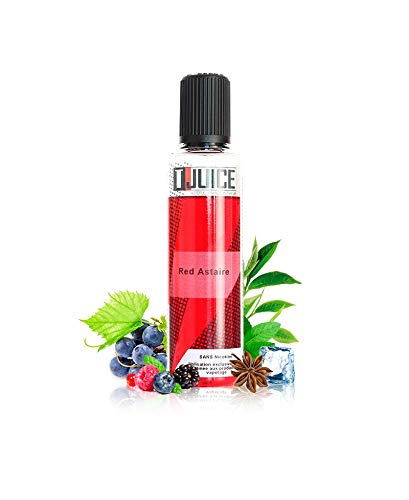 Red Astaire 50ml - T-Juice sans Nicotine ni Tabac