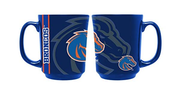 Multicolor One Size The Memory Company NCAA Boise State University Reflective Mug