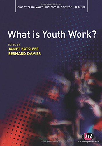 What is Youth Work? Cover Image