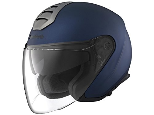 Preisvergleich Produktbild Schuberth M1 Paris Blue Motorrad Helm (Metropolitan 1),  55