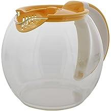 Codiac 343016 - Jarra de cristal de repuesto para Moulinex Elodys, Cocoon, Solea, color amarillo