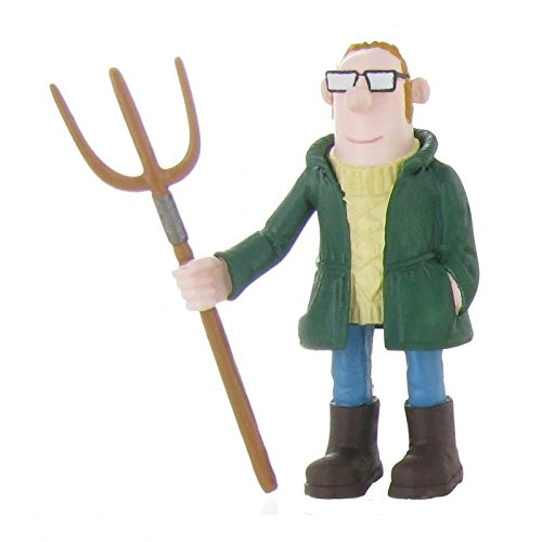 Shaun das Schaf - Figur Farmer ca. 9,5 cm