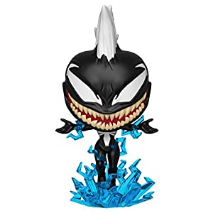 Funko- Pop Bobble: Marvel: Venom S2-Storm Figura Coleccionable, (40708)
