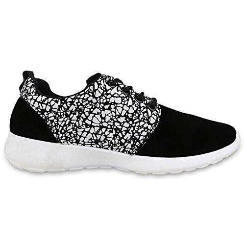 Rendas Sneakers Desportivos Únicos Unissex Casuais Calçados Preto Homens Perfil Padrão Brancos Sapatos Tênis Mulheres Plano dXXrw0