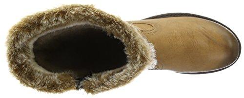 Rieker K7478, Longues Bottes Fille Marron (Muskat/Steppe/24)