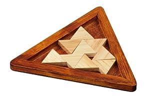 Philos - Puzzle de madera Importado de Alemania