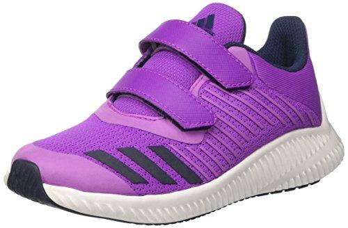adidas  Fortarun Cf K, chaussure de sport Unisexe - enfant Rose (Pursho/maruni/ftwbla)