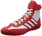 adidas Combat Speed 5Wrestling Scarpe-SS18, Bianco (Redwhite), 42,5 EU