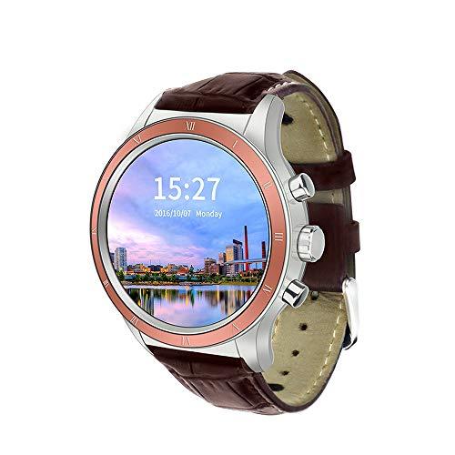 Smart watch Android 5.1 Pantalla Redonda Completa Quad Core 512MB + 4GB Pulsera...