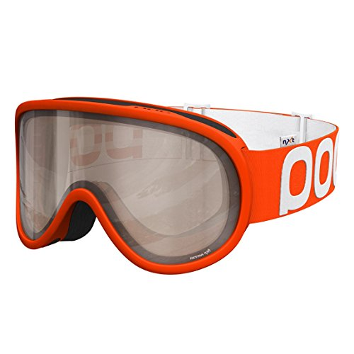 poc-retina-nxt-photo-mascaras-unisex-color-naranja-talla-unica