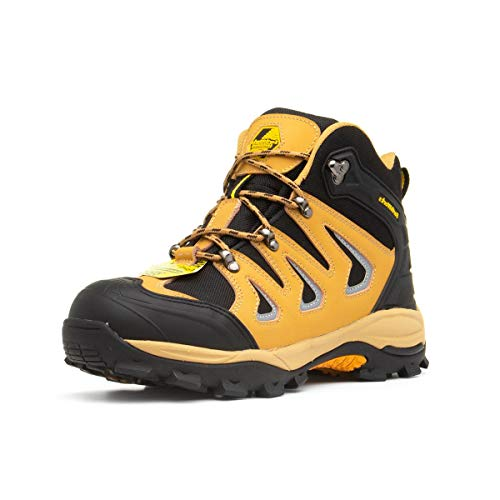 Earth Works Safety - Earth Works Honey Lace Up Safety Boot