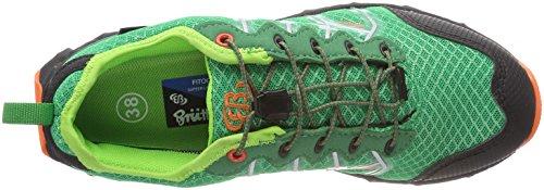 Bruetting Unisex Adulti Conto Alla Rovescia Scarpe Da Trekking E Da Trekking Verde (verde / Nero / Arancione)
