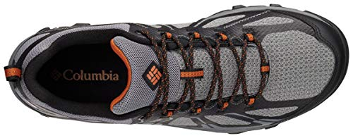Columbia Herrenschuhe Multisport, Wasserdicht, PEAKFREAK XCRSN II XCEL LOW OUTDRY, Größe 41.5, Grau (TI Grey Steel, Bright Copper)