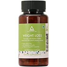 The Blessing Tree Weight Loss Supplement with Garcinia Cambogia & Green Coffee Beans Extract - (90 Veg Capsules)