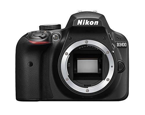 Nikon D3400 Cámara réflex Digital + EDHC 8GB