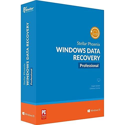 Stellar Phoenix Windows Data Recovery - Professional
