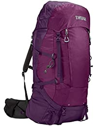 Thule Guidepost – Mochila de trekking para mujer, color Crown Jewel/Potion, tamaño 65 L, volumen liters 65.0
