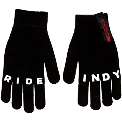Independent Rider Gloves Black