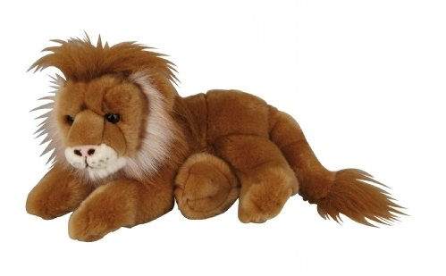 A Cuddly Soft Toy Plush from the Suma Collection. Lion. 35cm.