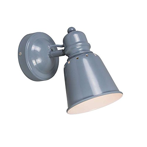 qazqa-industrial-modern-wall-lamp-wall-light-bravo-grey-round-suitable-for-led-e14-max-1-x-40