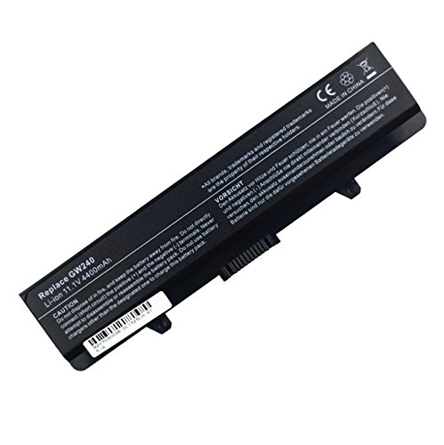 Notebook Laptop Batterie Li-ion Akku für Dell Inspiron 1525 1526 1545 1546 VOSTRO 500 K450N C601H CR693 D608H GW240 GW241 HP277 HP277 HP297 M911G (Laptop Dell Inspiron 1545)