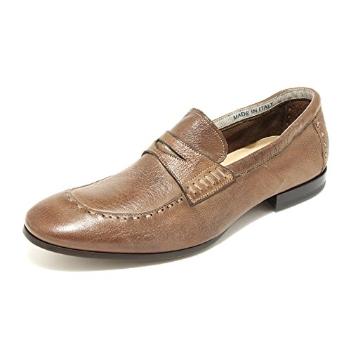 7576G mocassino uomo marrone FABI scarpa loafer shoes men [40]