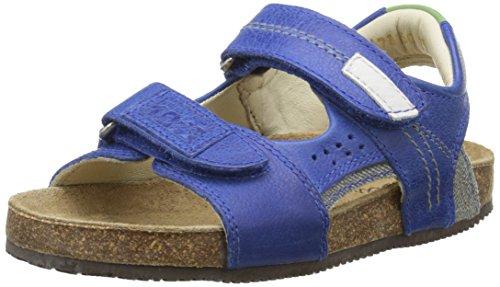 AsterKendal - Sandali aperti Bambino , Blu (Bleu (Bleu Electric)), 27