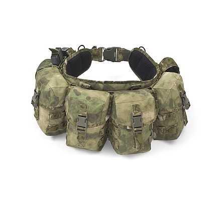 Warrior PLB Belt MK4 Set A-Tacs W-EO-PLB-MK4-ATFG (Patrol Belt System)