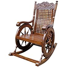 Aarsun Woods Rocking Chair Chariot Design