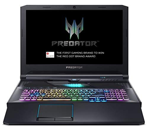 Compare Acer Predator Helios 700 PH717-51 (NH.Q4YEK.001) vs other laptops