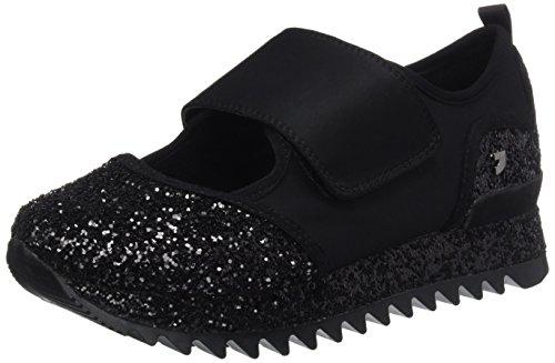 Gioseppo Damen 31002 Sneakers, Schwarz (Black), 36 EU (Sneakers Tacon)