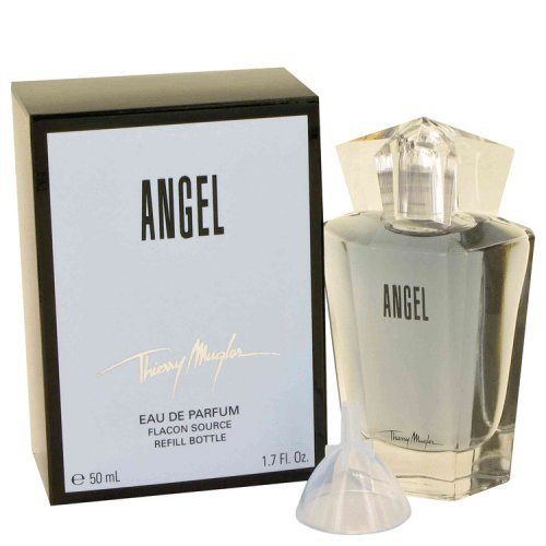 Thierry mugler angel eau de parfum 50 ml spray donna ricaricabile flacon