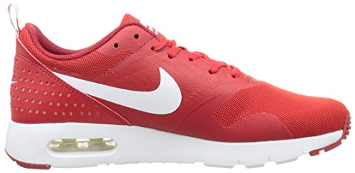 Nike Jungen Air Max Tavas Outdoor Fitnessschuhe Rosso (Rouge (University Red/White/Gym Red 601))