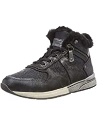 Mustang Women's's High Top Sneaker Hi Trainers