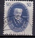 Briefmarken DDR 1950, Mi. Nr. 270, Akademie der Wissenschaften, Gestempelt