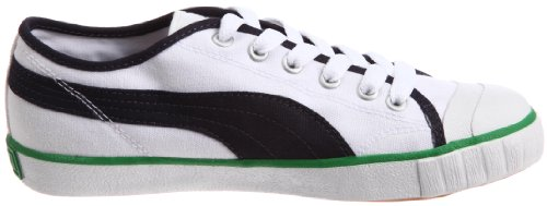 Puma Benecio Canvas Jr 351506, Unisex - Kinder Sneaker White