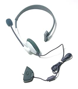 Xbox 360 - Wired Headset [UK Import]