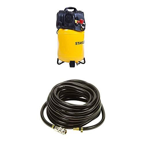 STANLEY Compressor D200/10/24V + Spiralschlauch 20 Meter