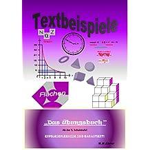 Textbeispiele: Übungsbuch