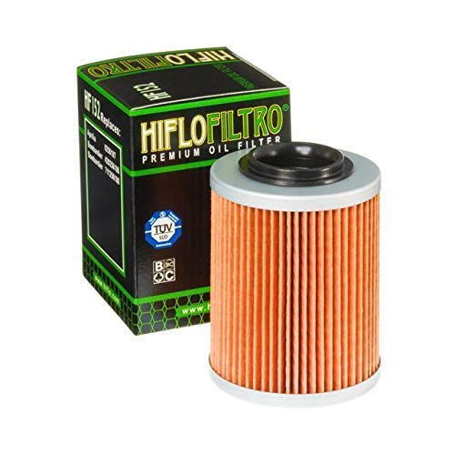 APRILIA RSV 1000 R Noir 04 05 06 07 08 Filtre À Huile Qualité Origine HiFlo HF152