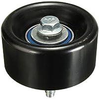 Ventilador de la Correa de transmisión de la polea Loca 75 mm Polea tensora Bloque Fit para Ford para el Tránsito Mk6 Profesional Accesorios para el Coche
