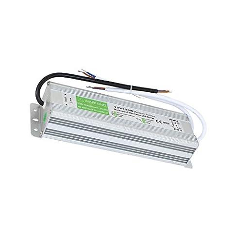 IP67 LED Transformateur Etanche Conduit Alimentation du Conducteur pour 12V - 120W, 21*7*4cm
