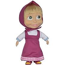 Simba Toys 109306372 muñeca - Muñecas (Multicolor, Femenino, Chica, 3 año(s), Masha, 12 año(s))
