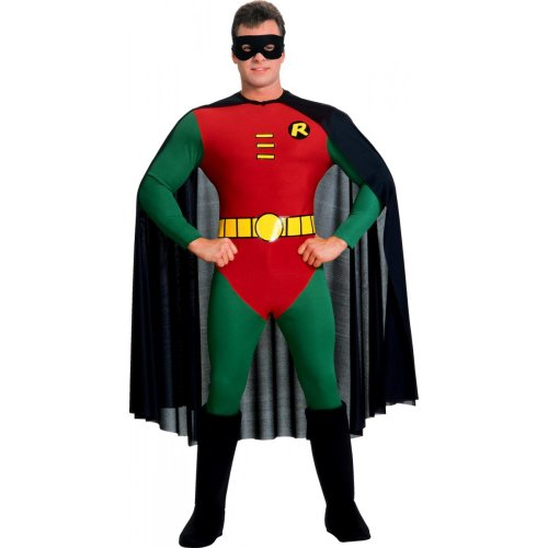 Robin costume for adults - Size ()