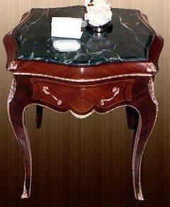 Table baroque table d'appoint de style antique Louis XV MoTa0910