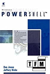 Windows Powershell: Tfm