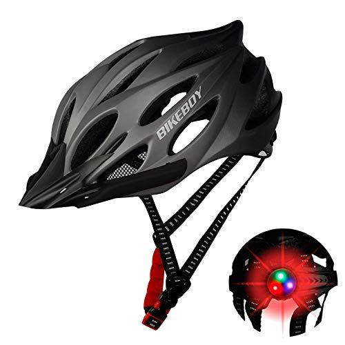 RONSHIN - Casco de Ciclismo para Hombre y Mujer